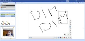 dimdim-screen